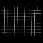6' W x 8' H. Trellis